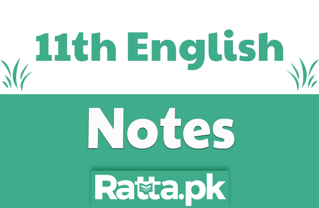 1st Year English Important Paragraphs from Past papers - 11th Class