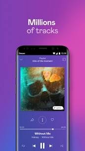 Deezer Music Player Premium Mod Apk v6.2.0.10