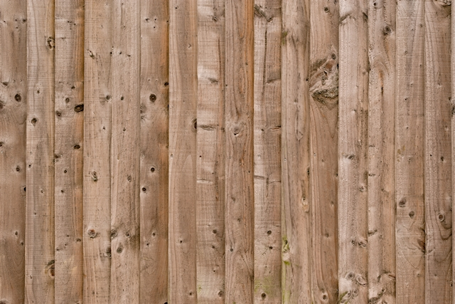 High resolution light brown wooden fence texture