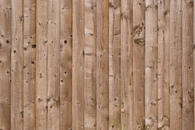 High resolution light brown wooden fence texture