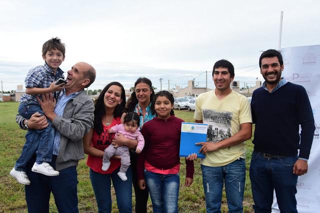 Veinte nuevas familias accedieron a la vivienda en Pehuajó