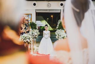 Casamento Paróquia São Marcelino Champagnat + Espaço Rio Lounge - Paula e Edison