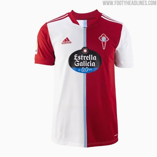 Celta Vigo 21-22 Away Kit Released - Footy Headlines