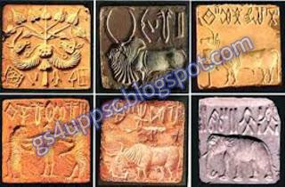 seals of harappan civilization
