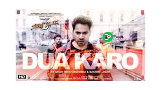 Dua Karo Arijit Singh Status|| Street Dancer 3D status|| Varun dhawan whatsapp status video|| Dua karo status video