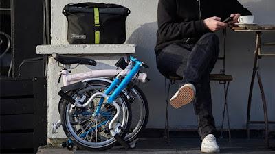 Lagi Viral, Inilah 7 Fakta Menarik Sepeda Lipat Brompton!