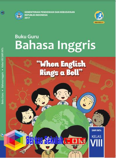 Buku Bahasa Inggris Kelas VIII (8) Kurikulum 2013 Revisi 2017 PDF
