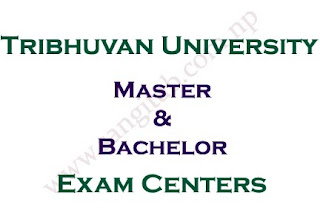 Exam Center for Master and Bachelor (2nd Phase) - Tribhuvan University