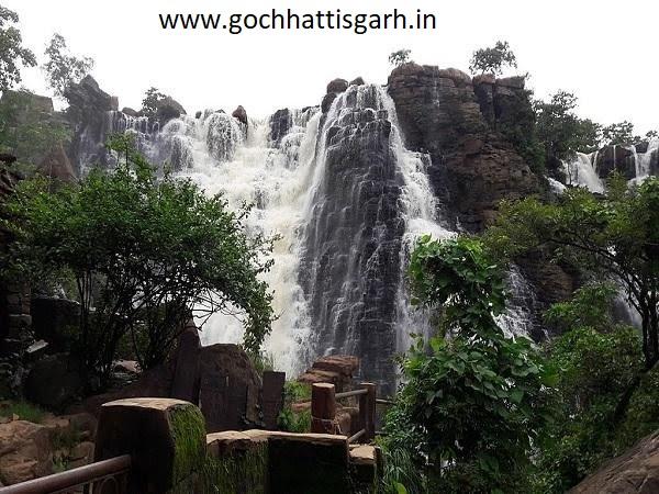 तीरथगढ जलप्रपात छत्तीसगढ़ पर्यटन स्थल