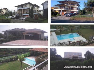 Villa Yang Cocok Untuk 50 Orang Di Lembang