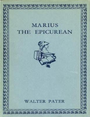 Marius The Epicurean PDF