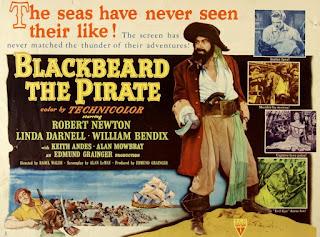 Ver película El pirata Barbanegra Online