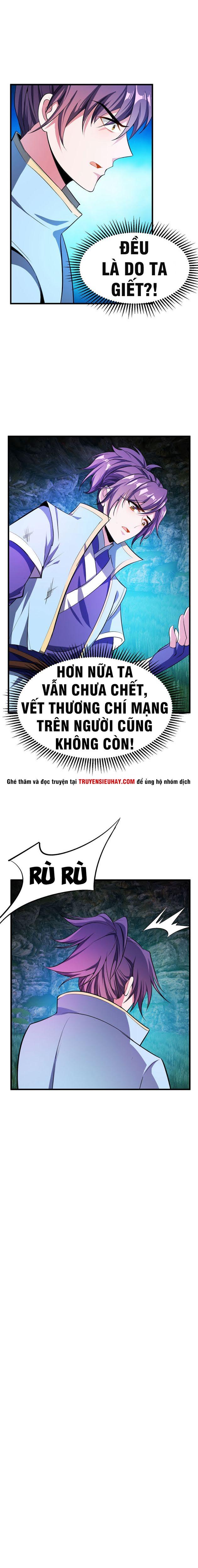 Yêu Giả Vi Vương Chapter 50 video  - truyenmh.com