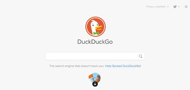 Mesin Pencari DuckDuckGo