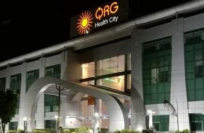 Due to the death of a dengue patient, Hospital has given 17 million bills for the construction of QRG Central Hospital, Faridabad