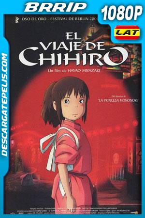 El viaje de Chihiro (2001) 1080p BRrip Latino – Ingles