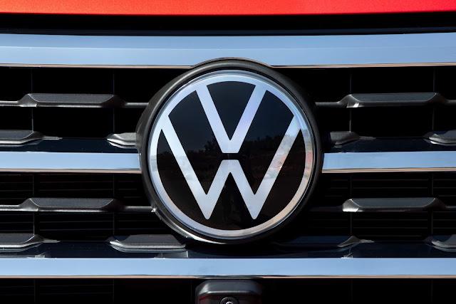 Novo Logo VW 2021