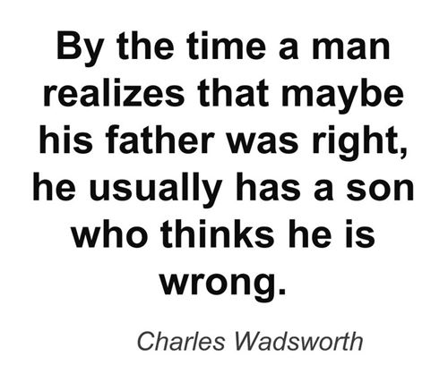 Famous Quotes On Father's Day For My Husbands