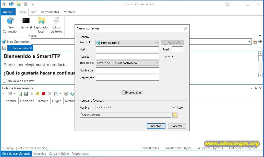 SmartFTP Enterprise Full Español