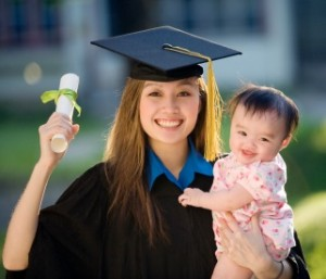College grant money for single mothers