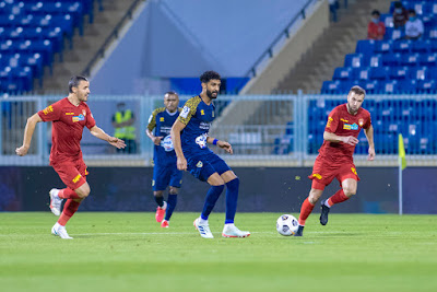 ملخص اهداف مباراة ضمك والتعاون (2-0) الدوري السعودي