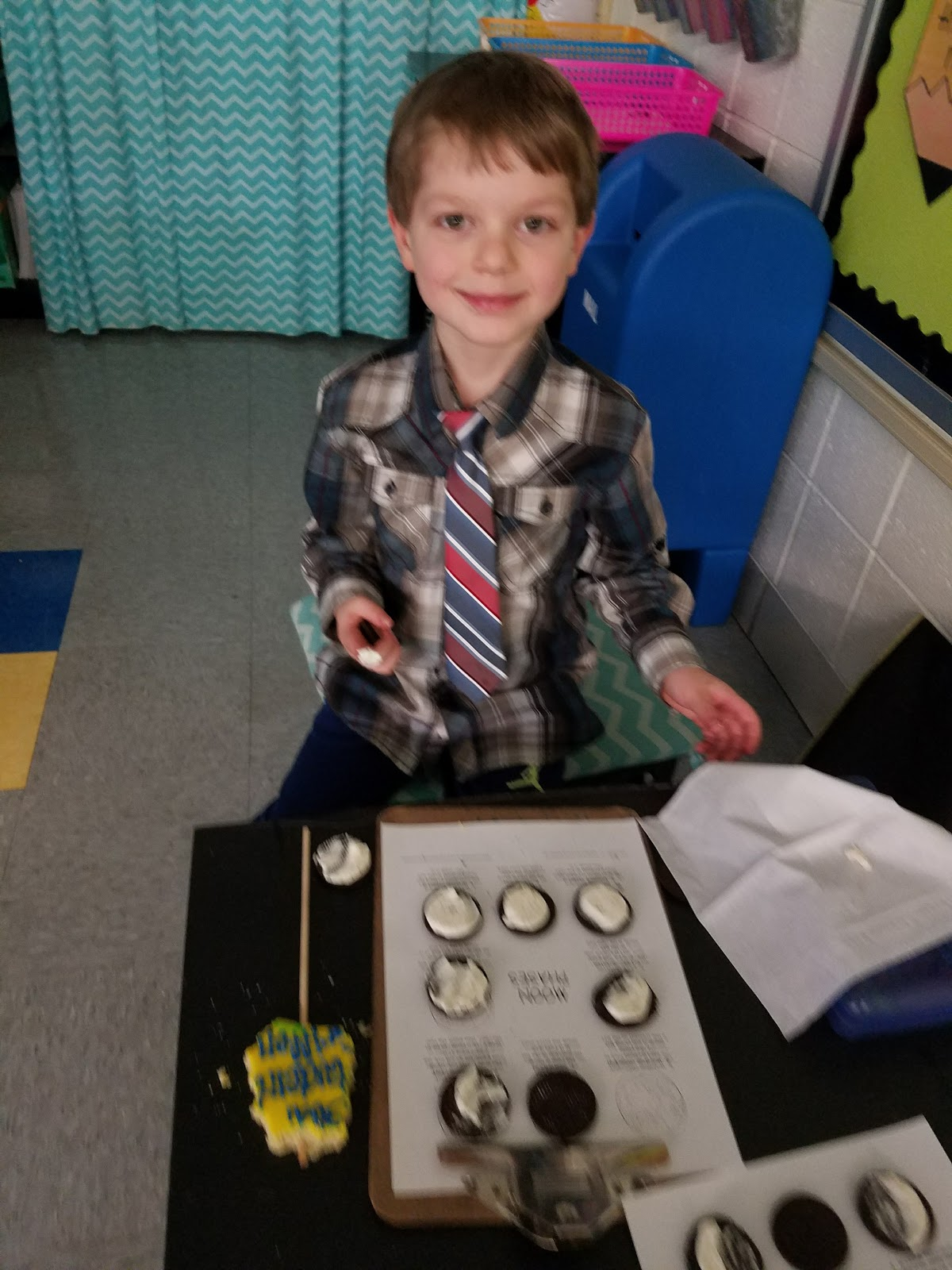 Spouting About 1st Grade The Phases Of The Moon