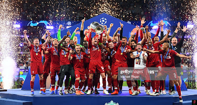 ليفربول كاس دوري ابطال اوروبا 2019