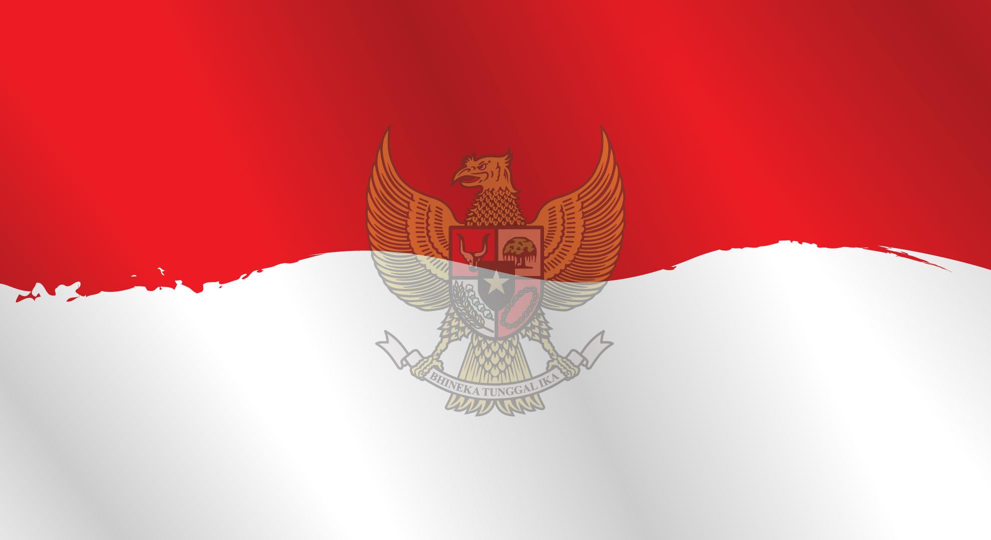 bendera pancasila