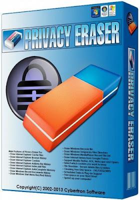تحميل برنامج تنظيف اثار تصفح الانترنت Privacy Eraser