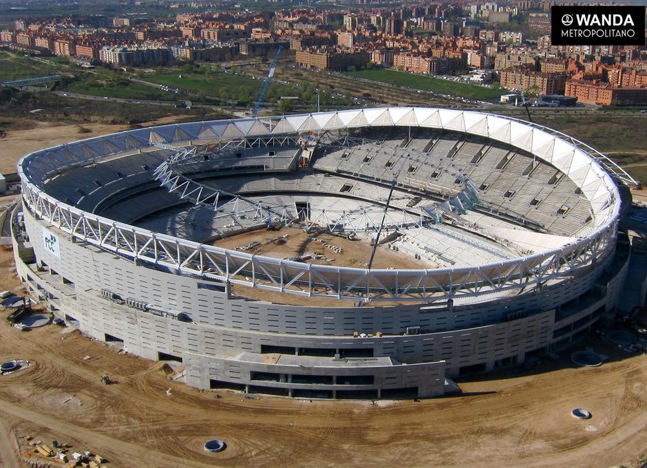 Wanda metropolitano il nuovo stadio dell 39 atletico gi for Puerta 3 wanda metropolitano