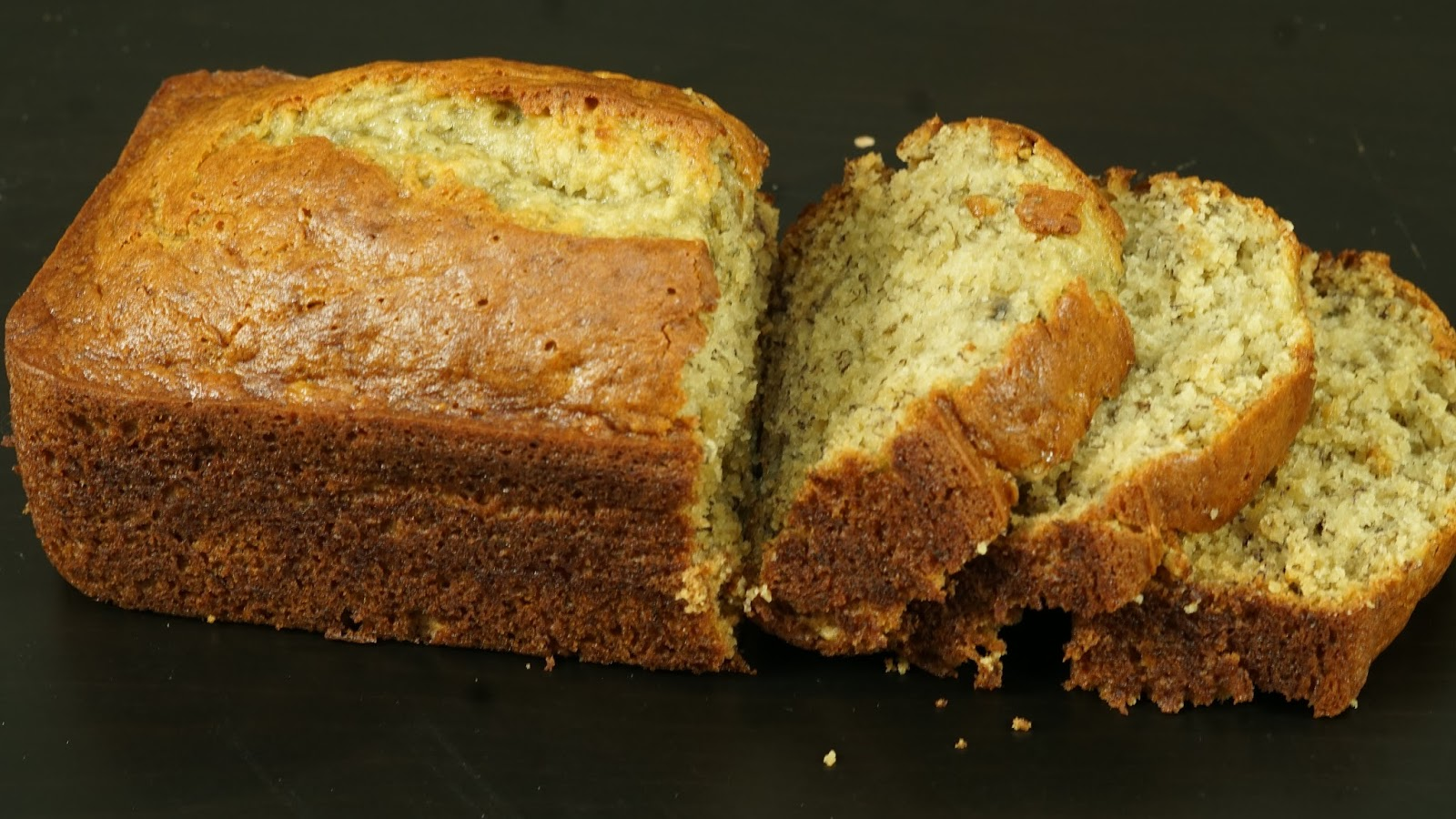 Banana Cake Recipe / Banana Bread