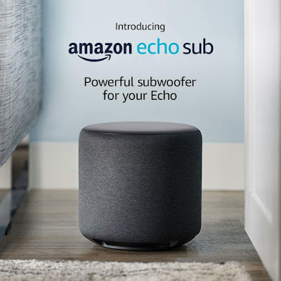 Amazon announces new 2018 edition - Echo Dot, Echo Plus & Echo Sub in India.