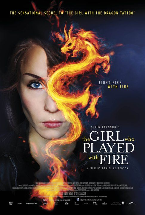 The Girl Who Played with Fire (2009)