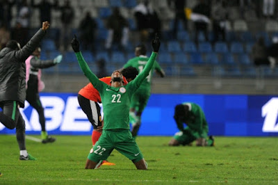 Super Eagles qualify for CHAN 2018 final