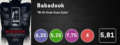 Nota Babadook