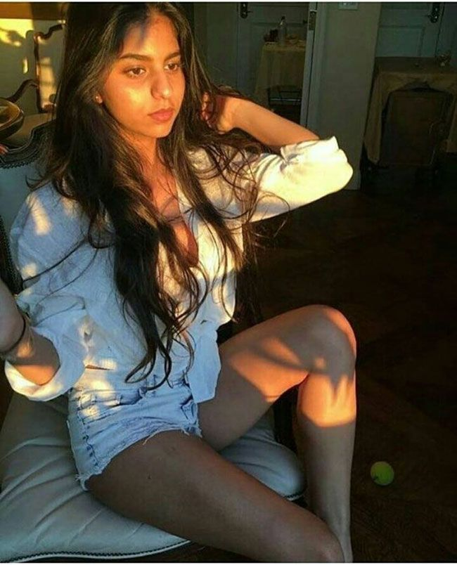 Actress gallery: Suhana Khan New Pictures