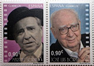 CINE ESPAÑOL JOSÉ LUIS BORAU Y F. MARTÍNEZ SORIA