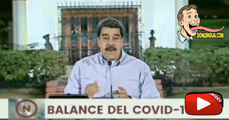 ENFERMO MENTAL | Maduro asegura que escuchó a Juan Guaidó dentro de su baño