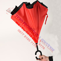 Payung Terbalik 2 Lapis