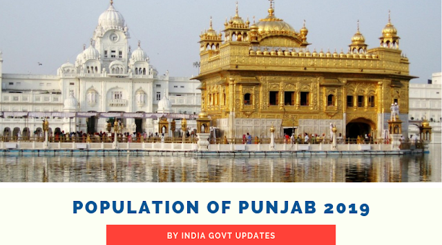 Population of Punjab 2019