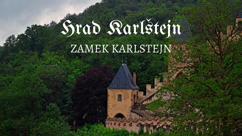 Zamek Karlstejn Zwiedzanie
