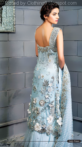 Ammara Khan bridal designs in Tsarina collection
