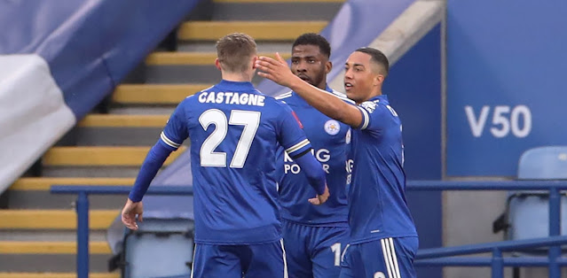 Leicester City vs Manchester United – Highlights