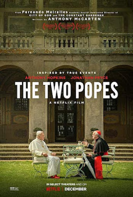 The Two Popes 2019 Dual Audio Hindi 720p WEB-DL 1GB