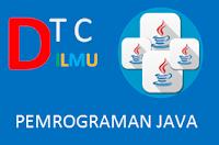 Tutorial Pemrograman Java