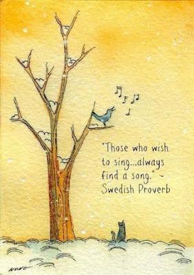 Swedish Proverb: LadyDpiano