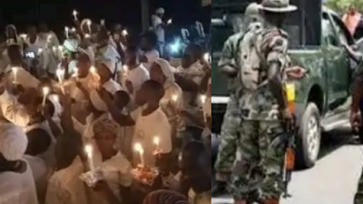 Nigerian Army Storm Rivers Community, Arrest Biafrans Observing Candle Night