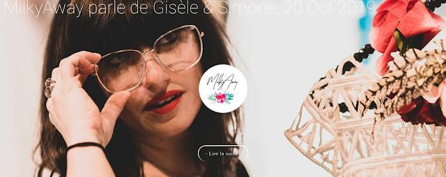 Interview Laure Lavignini fondatrice de Gisèle & Simone