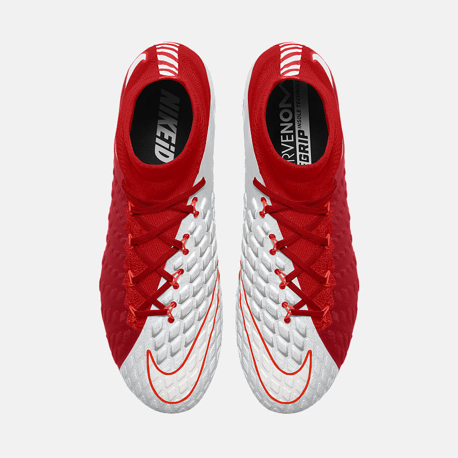 new concept bc16a 3e83d red and white hypervenoms, Nike Football Shoes Online Sale ...