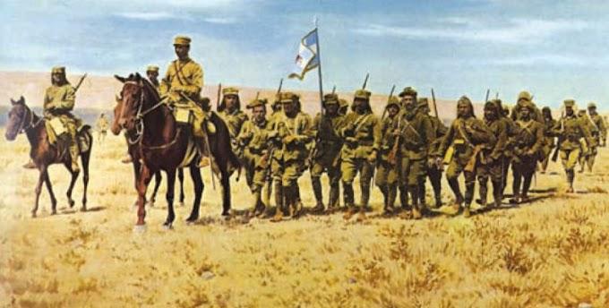 ΜΙΚΡΑ ΑΣΙΑ: Γάλλοι, Ιταλοί και Σοβιετικοί ΣΩΖΟΥΝ τον Κεμάλ και τηνΤουρκία